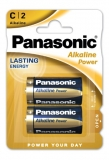 Bateria LR14 C2 akl. Power Panasonic 2szt.